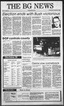The BG News November 9, 1988