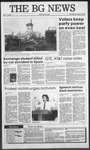 The BG News November 10, 1988