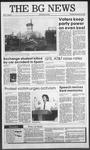 The BG News November 10, 1988