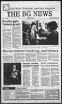 The BG News November 11, 1988