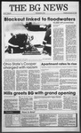 The BG News November 15, 1988