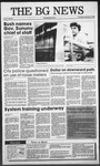 The BG News November 17, 1988