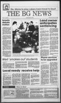 The BG News November 18, 1988