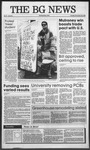The BG News November 22, 1988