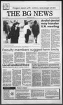 The BG News November 29, 1988
