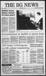 The BG News November 30, 1988