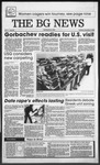 The BG News December 6, 1988