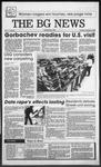 The BG News December 6, 1988