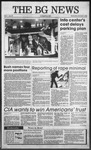 The BG News December 7, 1988