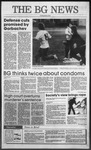 The BG News December 8, 1988