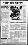 The BG News January 10, 1989