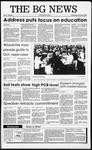 The BG News January 11, 1989