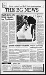 The BG News January 13, 1989