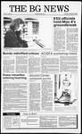 The BG News January 26, 1989