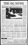 The BG News January 31, 1989