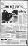 The BG News February 3, 1989