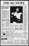 The BG News February 7, 1989