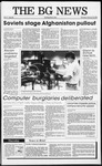 The BG News February 16, 1989