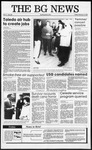 The BG News February 17, 1989