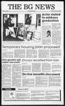 The BG News February 21, 1989