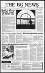 The BG News February 23, 1989