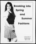 The BG News March 6, 1989