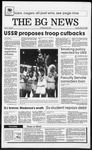 The BG News March 7, 1989