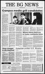 The BG News March 9, 1989