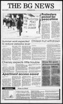 The BG News March 15, 1989