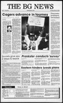 The BG News March 16, 1989