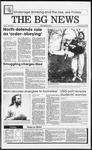 The BG News April 7, 1989