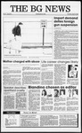 The BG News April 13, 1989