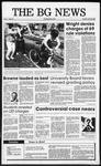 The BG News April 18, 1989