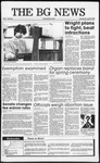 The BG News April 19, 1989