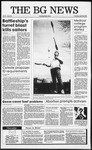 The BG News April 20, 1989