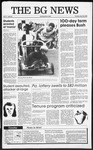 The BG News April 25, 1989