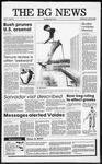 The BG News April 26, 1989