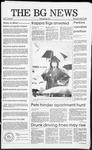 The BG News May 17, 1989