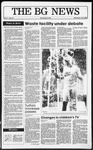 The BG News July 5, 1989