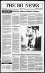 The BG News July 19, 1989