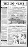 The BG News August 9, 1989