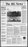 The BG News August 31, 1989