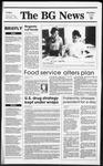 The BG News September 1, 1989