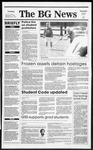 The BG News September 5, 1989