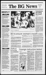 The BG News September 13, 1989