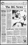 The BG News September 15, 1989