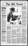 The BG News September 19, 1989