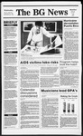 The BG News September 20, 1989