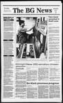 The BG News September 21, 1989