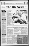 The BG News September 22, 1989